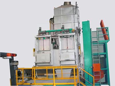 集中式熔化炉